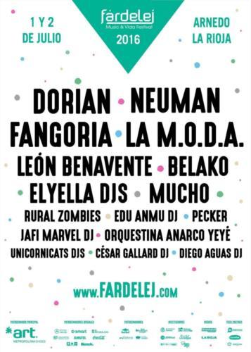 Diego Aguas Fardelej con Dorian y la MODA