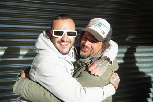 Diego Aguas y DJ Nano