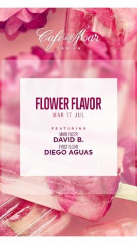 Diego Aguas   Flower Flavor
