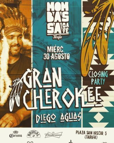 Diego Aguas Cherokee